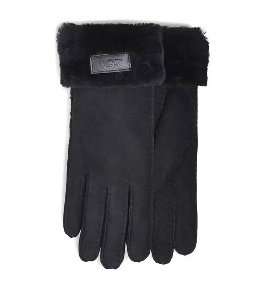 Bilde av UGG - W Turn Cuff Glove Black